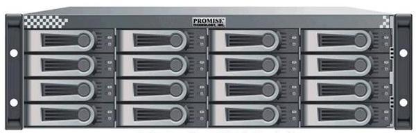 TKA: Promise VTrak E610s 3U 16-Bay Dual Controller SAS-to-SAS Raid 6 Subsystem-e610s-voorzijde-jpg