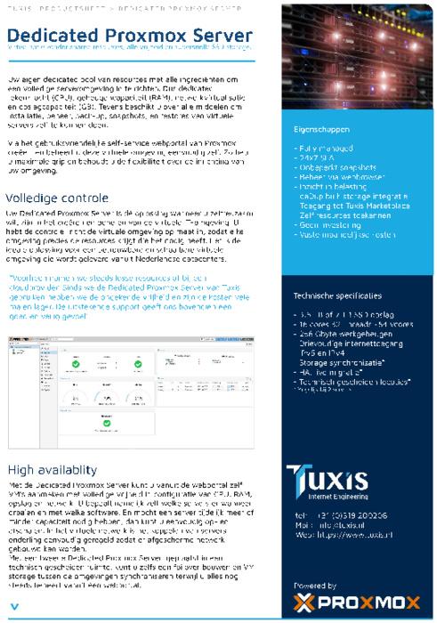 Nieuwe dienst: Dedicated Proxmox Server-productsheet_dedicated_proxmox_server-pdf