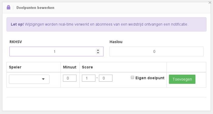 LiveAmateurVoetbal.nl - Real-time live scores - Node.js + Angular.js-live-png