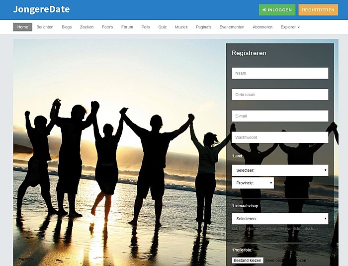 gratis dating site als flirtomatic