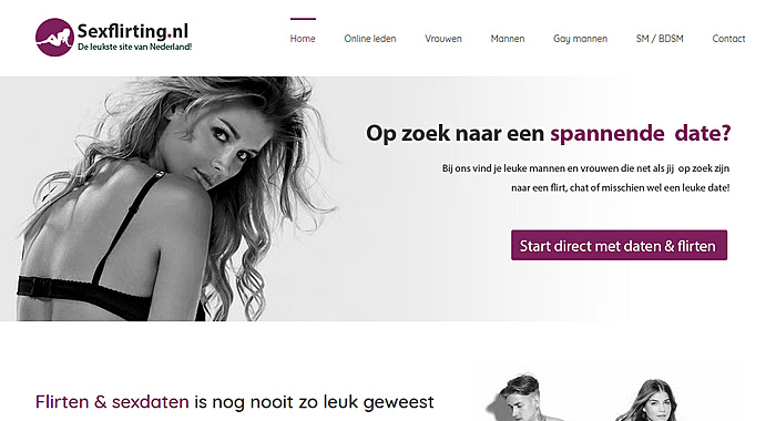 Adult dating affiliate website (let op 18+)-voorbeeld-jpg