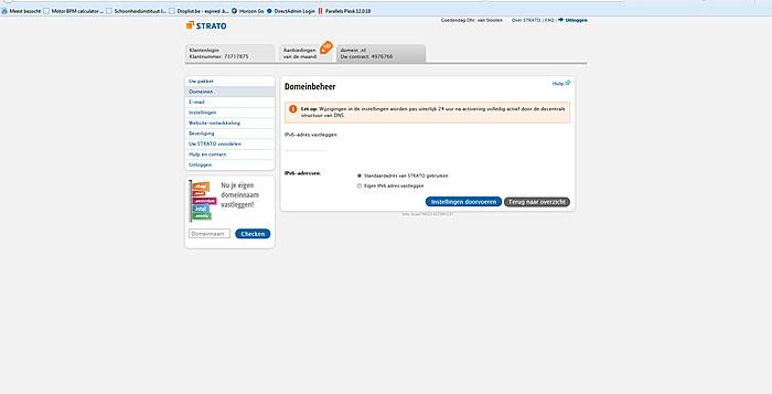 Domein koppelen aan hostingpakket-aaaaa-record-jpg