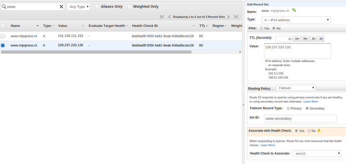 Amazon Route 53 DNS active-passive fallback, wat doe ik fout?-sec-png